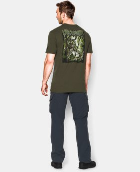 Men's UA Treestand Hunter T-Shirt   $17.99