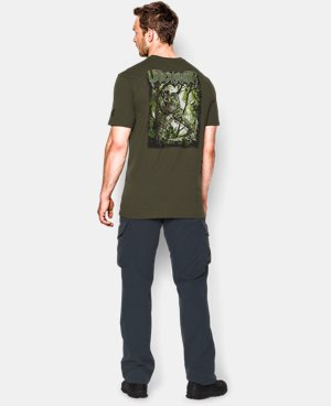 Men's UA Treestand Hunter T-Shirt LIMITED TIME: FREE U.S. SHIPPING 1 Color $17.99