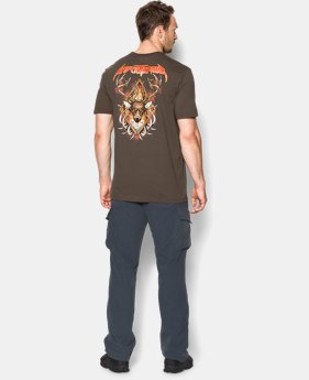 New to Outlet Men's UA Monster Buck Hunter T-Shirt  1 Color $22.99