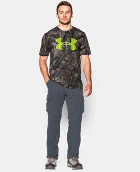 Men's UA Tech™ Camo T-Shirt  1 Color $29.99