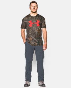 Men's UA Tech™ Camo T-Shirt
