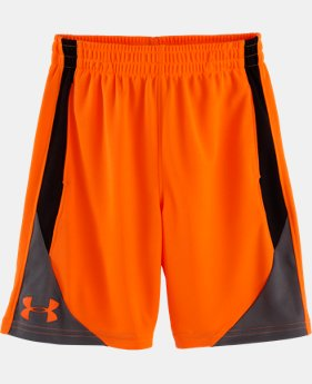 Boys' Toddler UA Trilogy Shorts