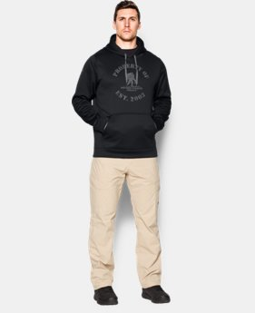 Men's UA Storm WWP Property Of Hoodie  1 Color $59.99