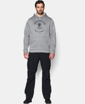 Men's UA Storm WWP Property Of Hoodie  4 Colors $44.99