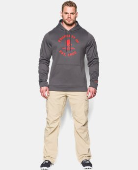 Men's UA Storm WWP Property Of Hoodie  3 Colors $44.99