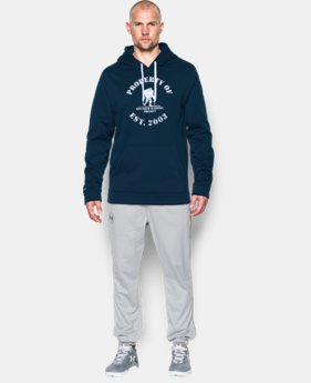 Men's UA Storm WWP Property Of Hoodie LIMITED TIME: FREE U.S. SHIPPING 1 Color $33.74 to $44.99