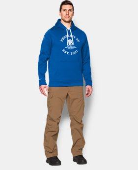 Men's UA Storm WWP Property Of Hoodie  3 Colors $33.74