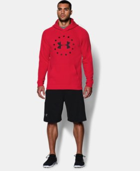 Men's UA Freedom Hoodie  1 Color $37.99