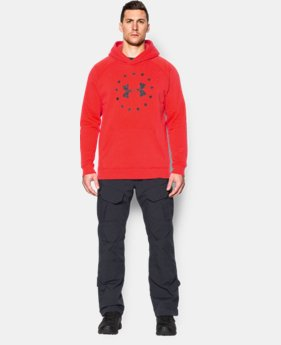 Men's UA Freedom Hoodie  4 Colors $49.99