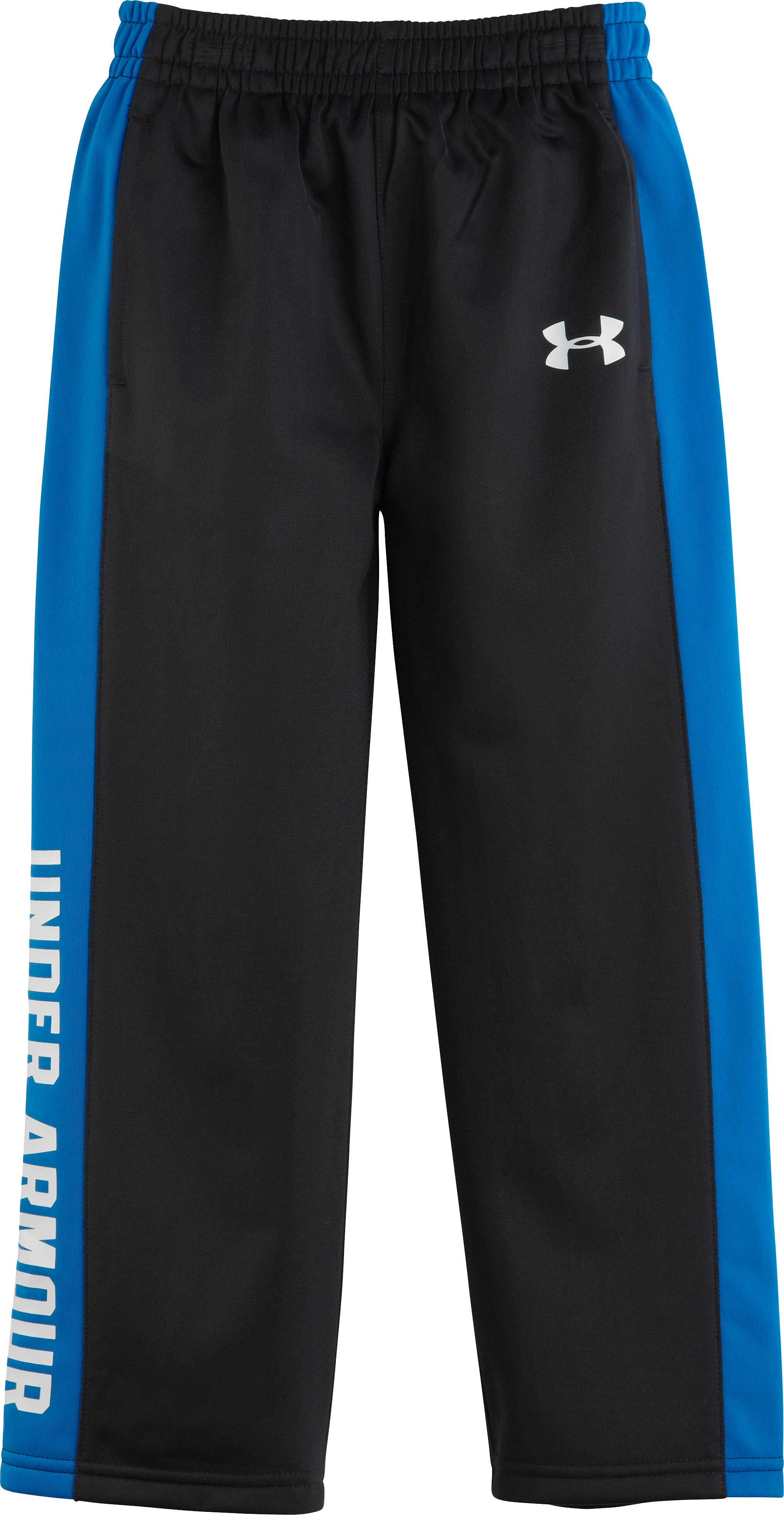 Boys' Toddler UA Brawler Pants, ANTHRACITE, Laydown