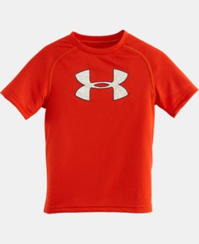 Boys' Toddler UA Topo Glo Logo T-Shirt