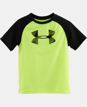 Boys' Toddler UA Velocity Logo T-Shirt