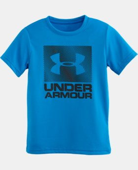Boys' Toddler UA Score T-Shirt