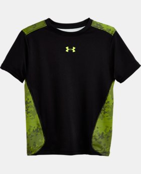 Boys' Toddler UA Nightvision Glow T-Shirt