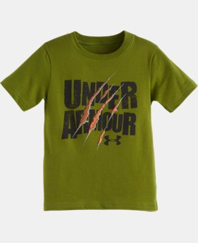 Boys' Toddler UA Stay Wild T-Shirt
