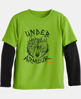 Boys' Toddler UA Wolf Dancer Slider