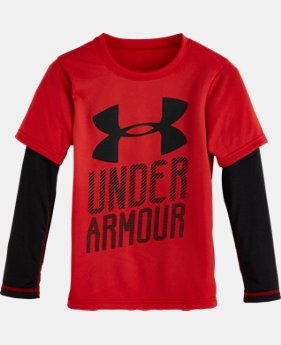 Boys' Toddler UA Branded Slider