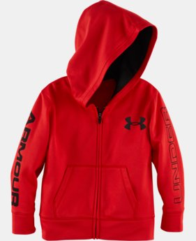 Boys' Toddler UA Word Up Hoodie