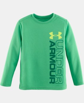 Boys' Pre-School UA Branded Long Sleeve T-Shirt