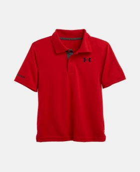 c0331fd9ae Boys' Little Kids (Size 4-7) Polo Shirts | Under Armour US