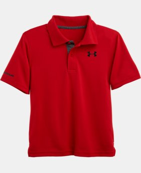 Boys' Pre-School UA Match Play Polo  3 Colors $27