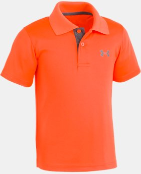 Boys' Pre-School UA Match Play Polo  1 Color $27