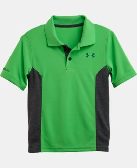 Boys' Pre-School UA Colorblock Polo