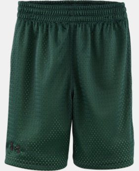 Boys' Pre-School UA Renegade Mesh Shorts