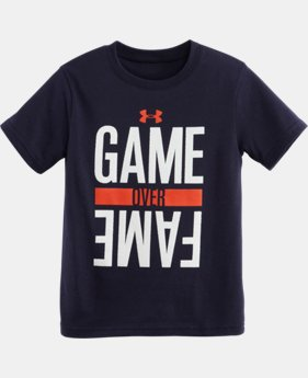 Boys' Pre-School UA Game Over T-Shirt