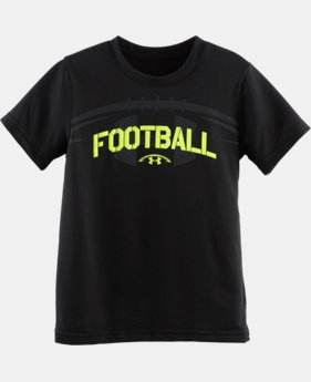 Boys' Pre-School UA Football T-Shirt