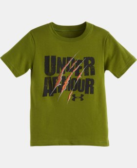Boys' Pre-School UA Stay Wild T-Shirt