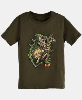Boys' Pre-School UA Deer Aggro T-Shirt