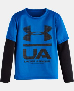 Boys' Pre-School UA Original Slider