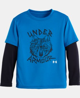 Boys' Pre-School UA Wolf Dance Slider