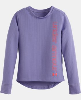 Girls' Pre-School UA Vert Long Sleeve