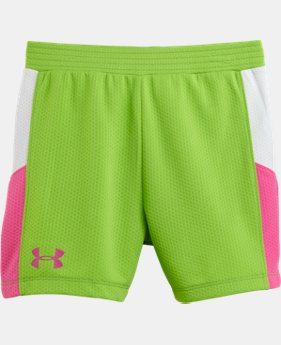 Girls' Pre-School UA Intensity Shorts