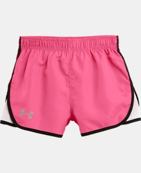 Girls' Pre-School UA Escape Shorts