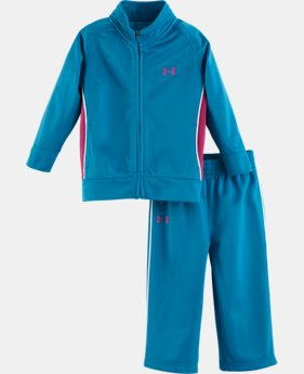 Girls' Pre-School UA Elite Set