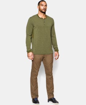 Men's UA Performance Chino – Tapered Leg  5 Colors $59.99