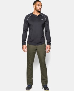 Men's UA Performance Chino – Tapered Leg  2 Colors $67.99