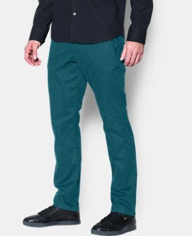 Best Seller  Men's UA Performance Chino – Tapered Leg LIMITED TIME: FREE SHIPPING 1 Color $67.99 to $89.99