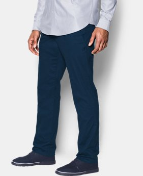 Men's UA Performance Chino — Tapered Leg  1 Color $55.99