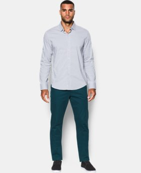 Men's UA Performance Chino – Tapered Leg  6 Colors $89.99
