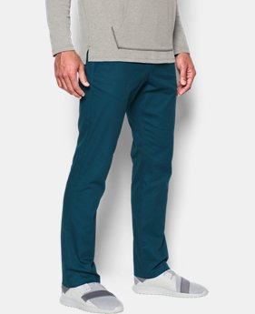 Men's UA Performance Chino — Tapered Leg  1  Color Available $47.99 to $59.99