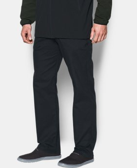 Men's UA Performance Chino — Straight Leg  3 Colors $47.99