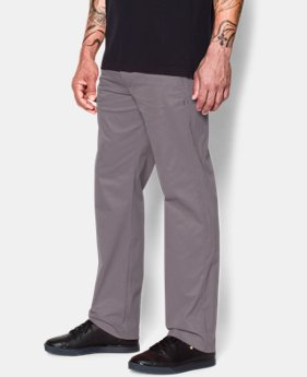 Men's UA Performance Chino — Straight Leg  1 Color $47.99 to $59.99