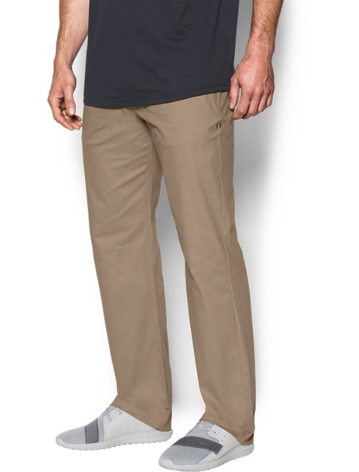 d21891f89b52 Men s UA Performance Chino — Straight Leg