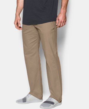 Best Seller Men's UA Performance Chino – Straight Leg  1 Color $79.99