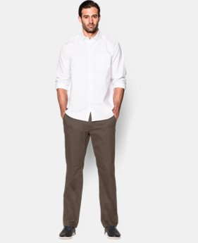 Men's UA Performance Chino – Straight Leg  5 Colors $59.99