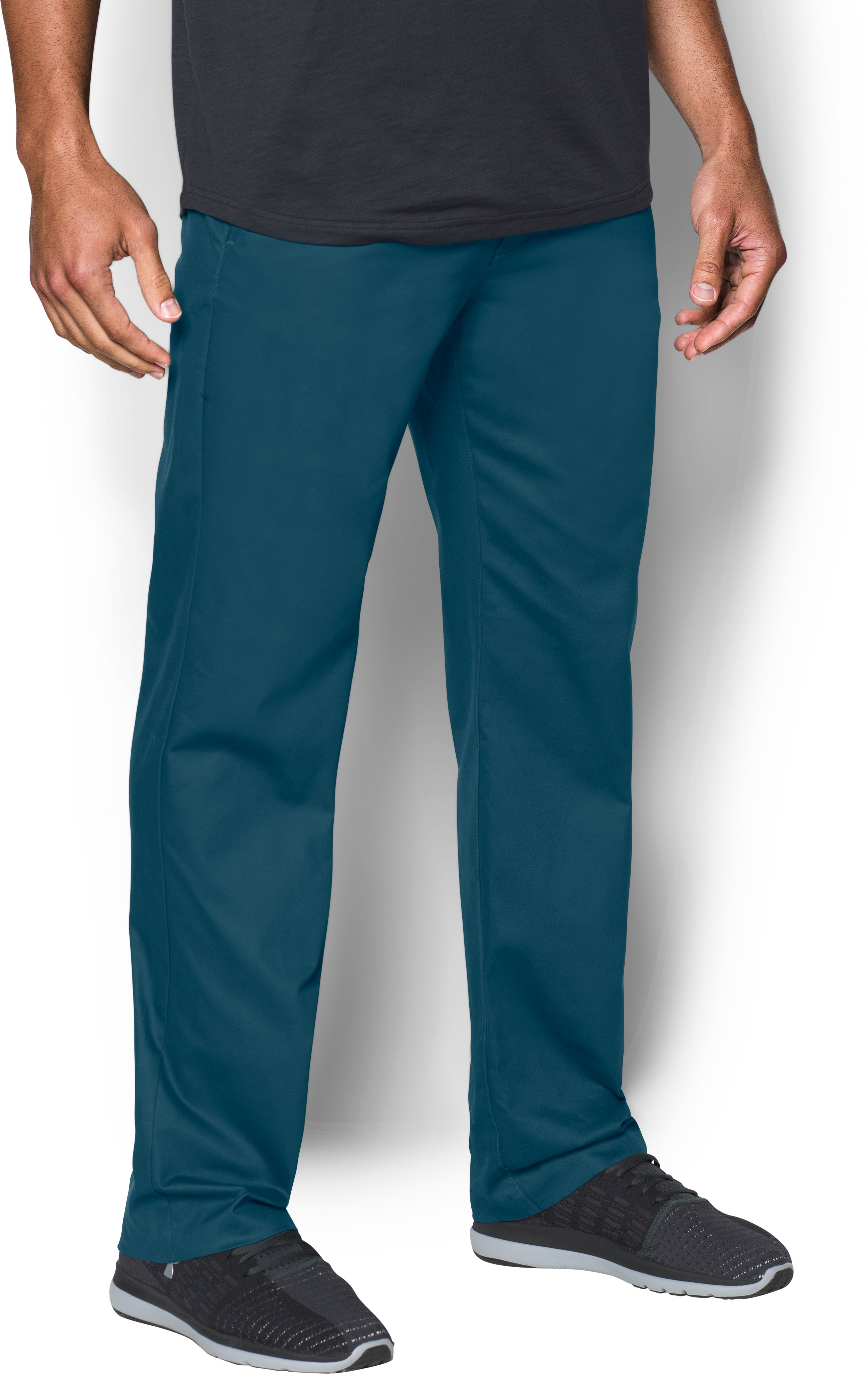 Men's UA Performance Chino — Straight Leg, TRUE INK